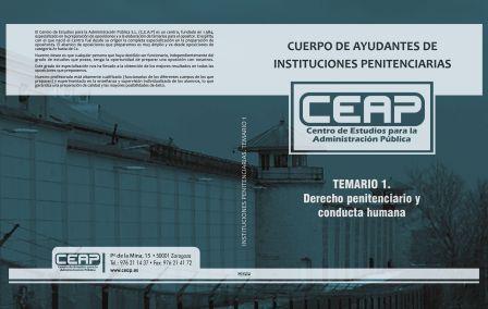 EL DERECHO PENITENCIARIO - Academia CEAP Clases